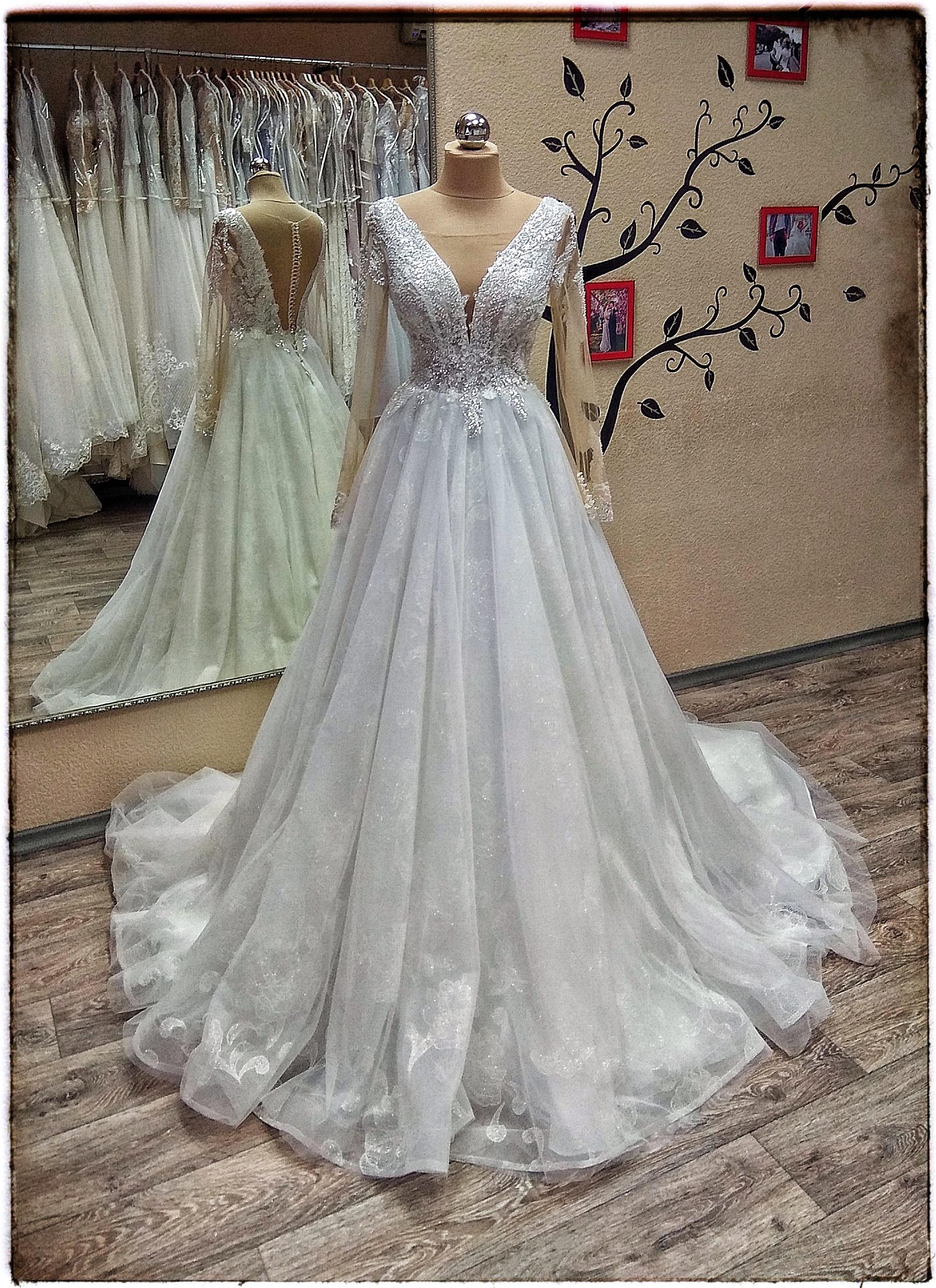 Свадебное платье AA21865