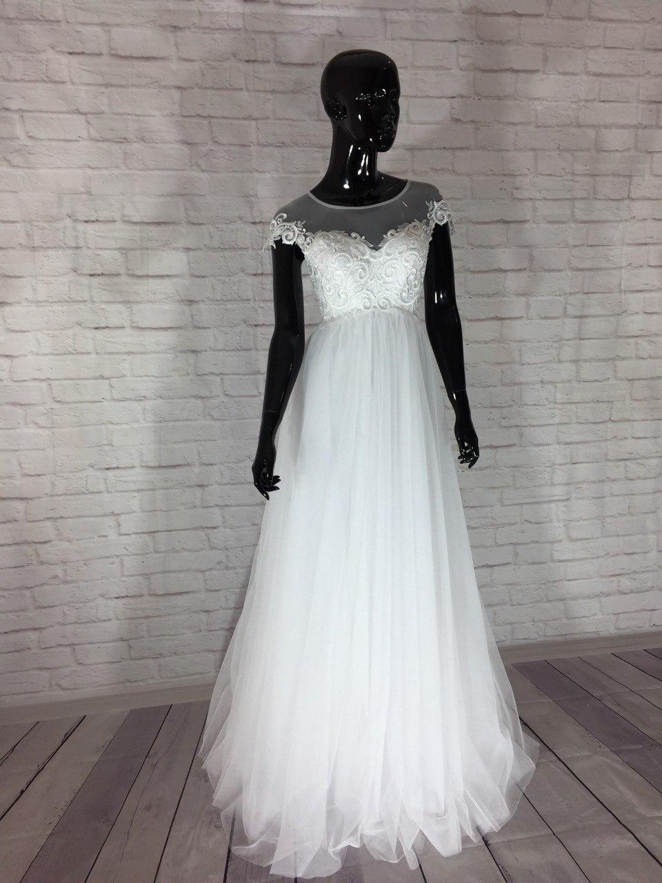 Свадебное платье 1810