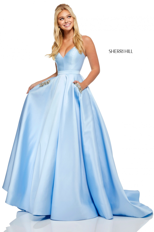 Вечернее платье SH52725