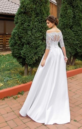 Свадебное платье 1841