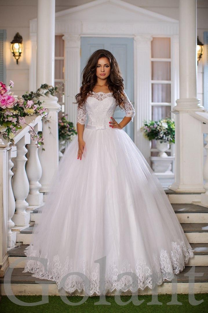 Свадебное платье 1713