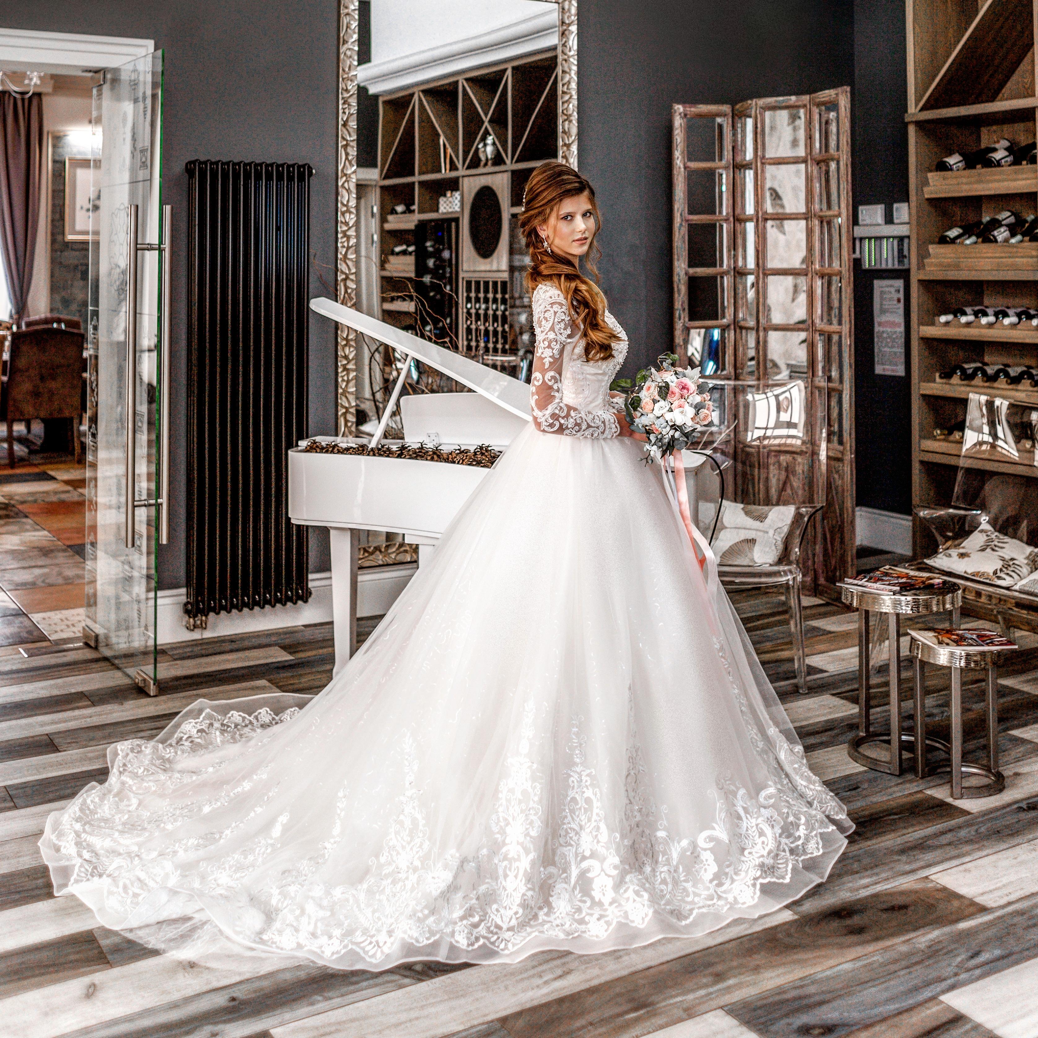Свадебное платье AV-18071
