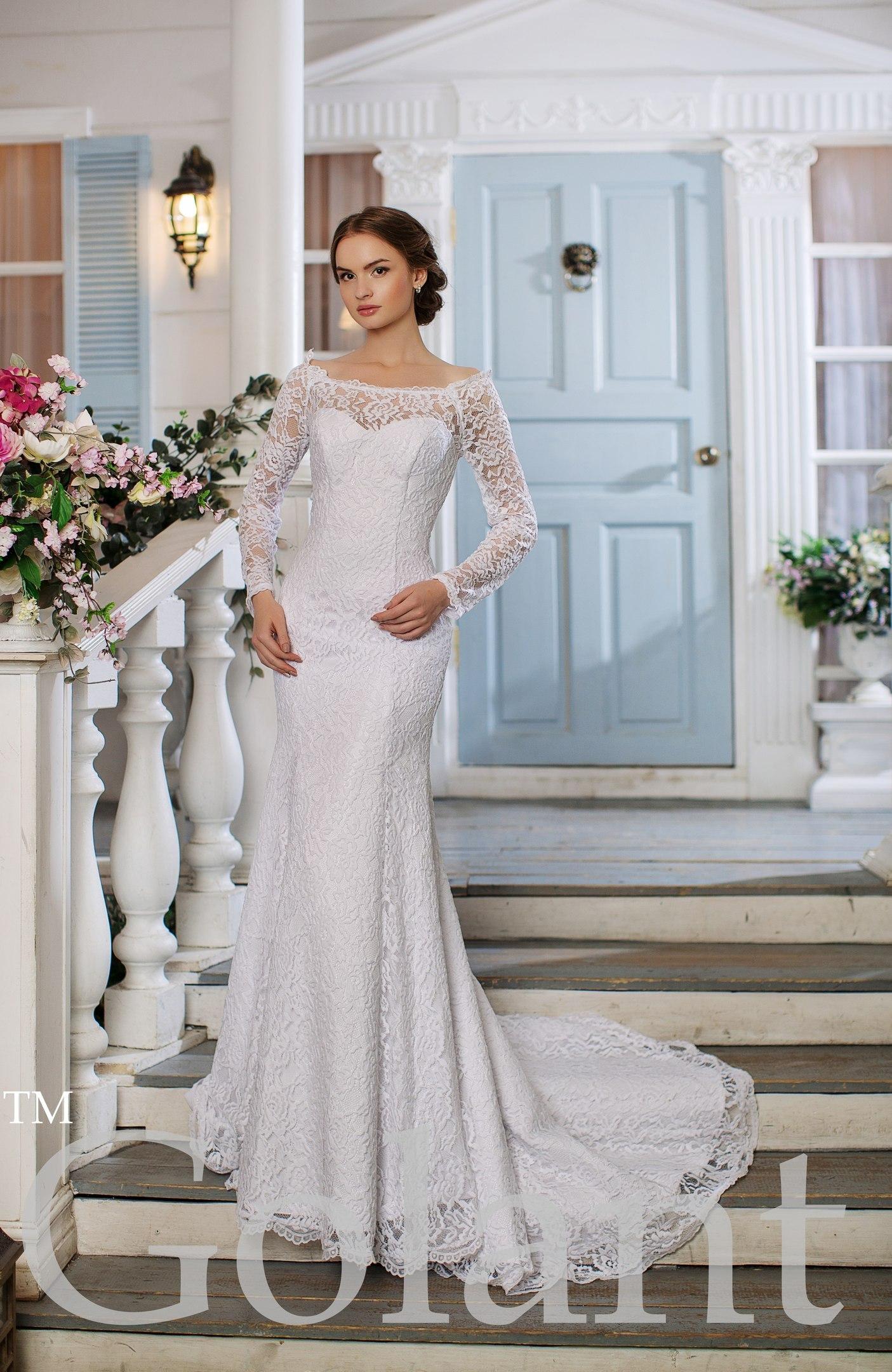 Свадебное платье 1709