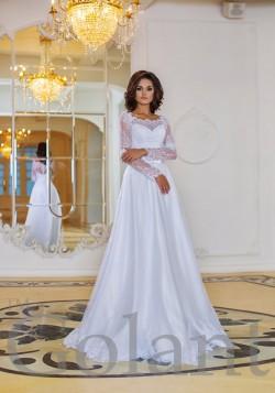 Свадебные платья А-силуэт